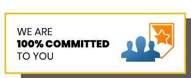 badge committed